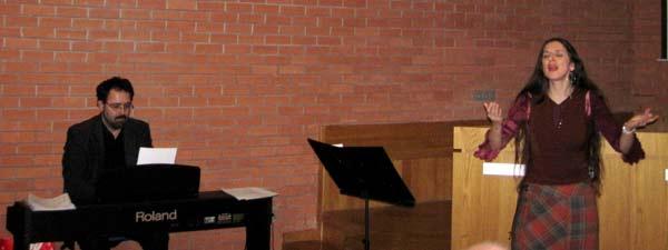 Η Ρένα Αθανασοπούλου συμμετείχε σε φιλανθρωπική συναυλία