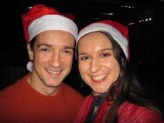 Η Ρένα στη Χριστουγεννιάτικη γιορτή της Παιδικής Χαράς!
