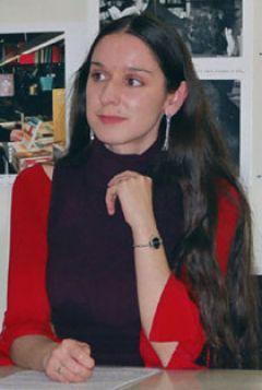 Διάκριση της Ρένας Αθανασοπούλου στο τομέα της ποίησης