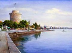 Γνωρίζουμε τη Θεσσαλονίκη μέσα από τις τέχνες